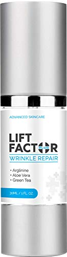 ADVANCED SKINCARE: Lift Factor Plus - Vitamin C Eye Cream - 15 ml - Skin Care Around the Eyes - Helps Tighten Fine Lines and Wrinkles, Crow's Feet, Dark Circles, Under Eye Bags and Puffiness