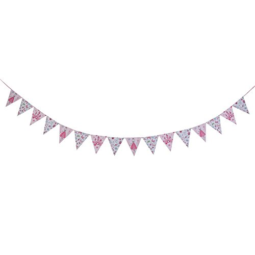 Little Princess Party Bunting