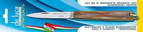 DE LUCA Sicilianisches Messer - Celluloid Griff - 21 306-21