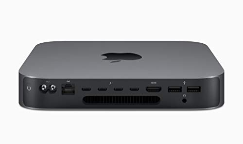 2020 Apple Mac Mini (3,6GHz Quad-core Intel Core i3 Prozessor der 8.Generation, 8GB RAM, 256 GB)