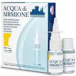 Acqua di Sirmione Minerale Natural, 6 x 15 ml