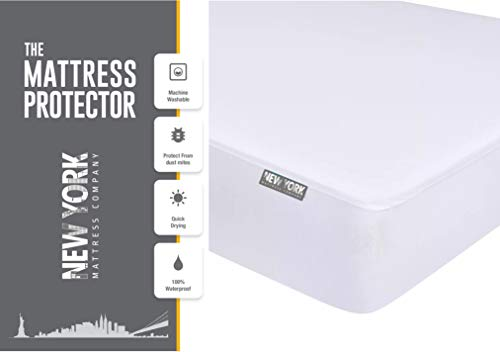 New York Mattress Company - Mattress Protector - UK King