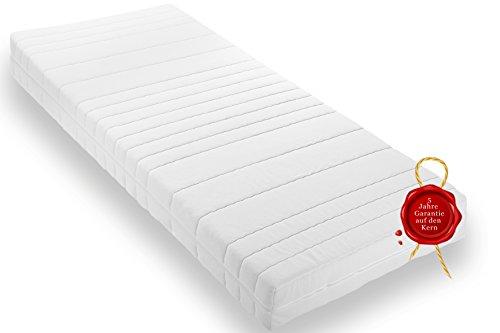 Wohnorama Qualitäts Matratze H3 Rollmatratze inkl. Klimafaser, Öko-Tex, umlaufender...