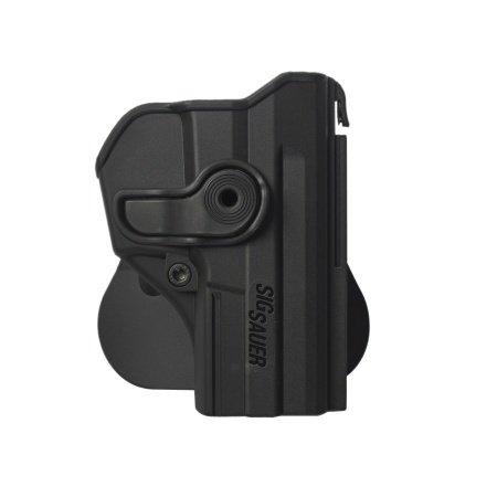 IMI-Defense New Black Polymer Retention Roto Holster for Sig Sauer Pro SP2022/SP2009 - Free Bonus - New Traveling Kit
