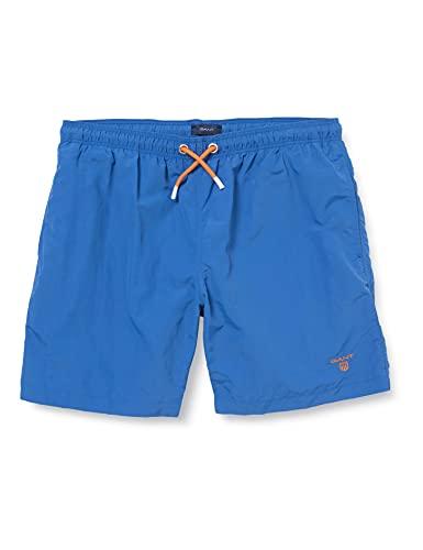 GANT Jungen 920005001 Badehose, Nautical Blue, 176