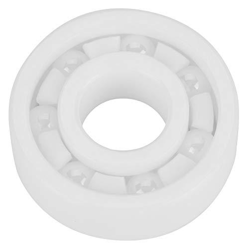 Fdit 6000 Vollkeramik Kugellager Hochpräzise Keramik ZrO2 Lager Zirkonoxid 10x26x8mm MEHRWEG VERPACKUNG socialme-eu