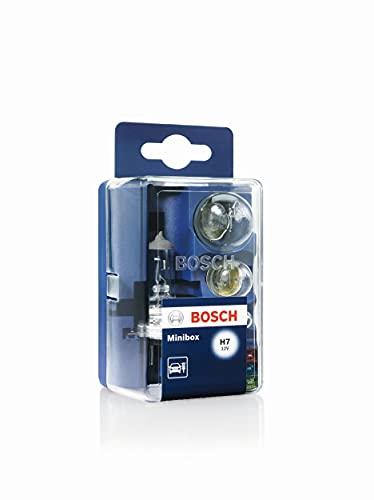 Bosch Coffret Lampes Minibox H7 12V