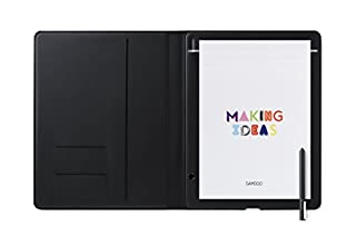 Wacom Bamboo Folio Smartpad Digital Notebook, Large (A4/ Letter Size), CDS810G (B01KKPBW2O)   Amazon price tracker / tracking, Amazon price history charts, Amazon price watches, Amazon price drop alerts