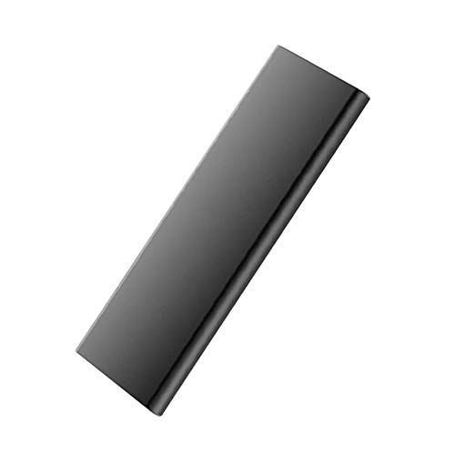 Ssd External Hard Drive 1tb 512gb 256gb, Usb3.1 Type-c Portable Mobile Hard Drive, Suitable for Desktop Computers, Laptops, Tablets, Smart Tvs and Other Devices ( Capacity : 512 GB , Color : Black )