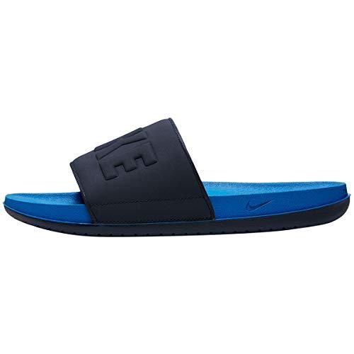 Nike Offcourt Slide, Sneaker Hombre, Game Royal/Obsidian, 40 EU