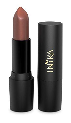 INIKA Certified Organic Vegan Lipstick, Autumn Love