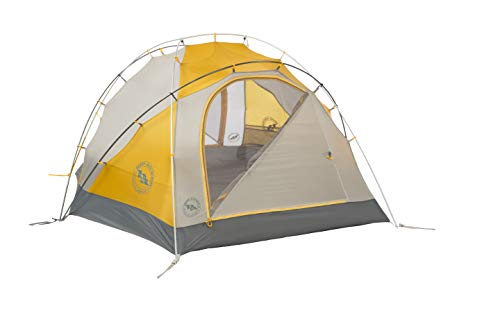 Big Agnes Battle Mountain Mountaineering Tent, 3 Person