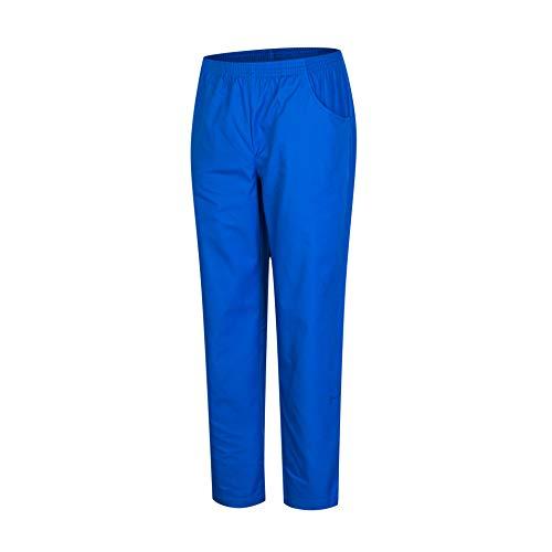 MISEMIYA - Arbeitshosen Unisex ELASTISCHE Taille UNIFORM KLINIK Krankenhaus Reinigung TIERARZT Gesundheit GASTGEWERBE - Ref.8312 - XL, Blau Royal