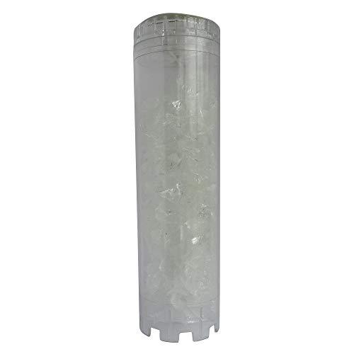 AQUAWATER - 104987 - Cartouche anticalcaire en cristaux de polyphosphates - Pour bol de taille standard 10'