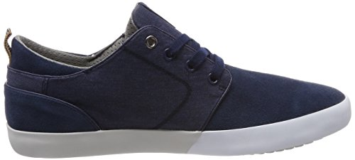 Geox Herren U Smart B Sneaker, Blau - 6