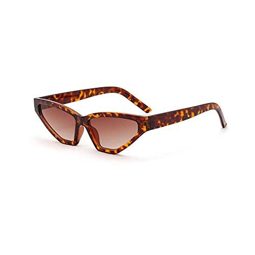 Siyse Gafas de Sol Mujer Cat Eye Tetro Sunglasses-B