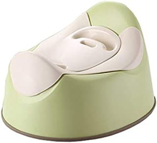 Potty Training Seat Moon Shape Comfortable Baby Potty Travel Size Baby Toilet Potty Training Children's Potty Cute Toilet ...