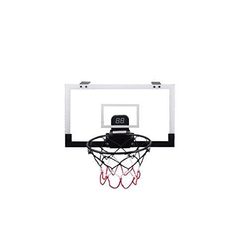 WRFD Il Giocattolo da Pallacanestro pensili per Bambini Interni può Sollevare Il canestro da Basket Adatto per Gli Sport e Il Fitness Attrezzatura da