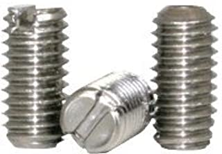 """#4-40 x 1//4/"""" Qty 20-18-8 Stainless Steel Socket Cup Point Set Screw"""