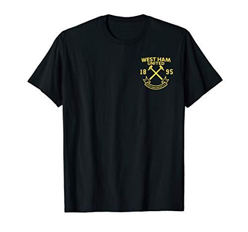 West Ham United Chest Crest T Shirt