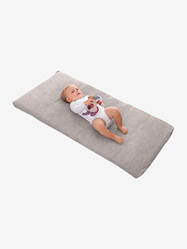 VERTBAUDET Matratze für Baby-Reisebett 60 x 120 grau ONE SIZE