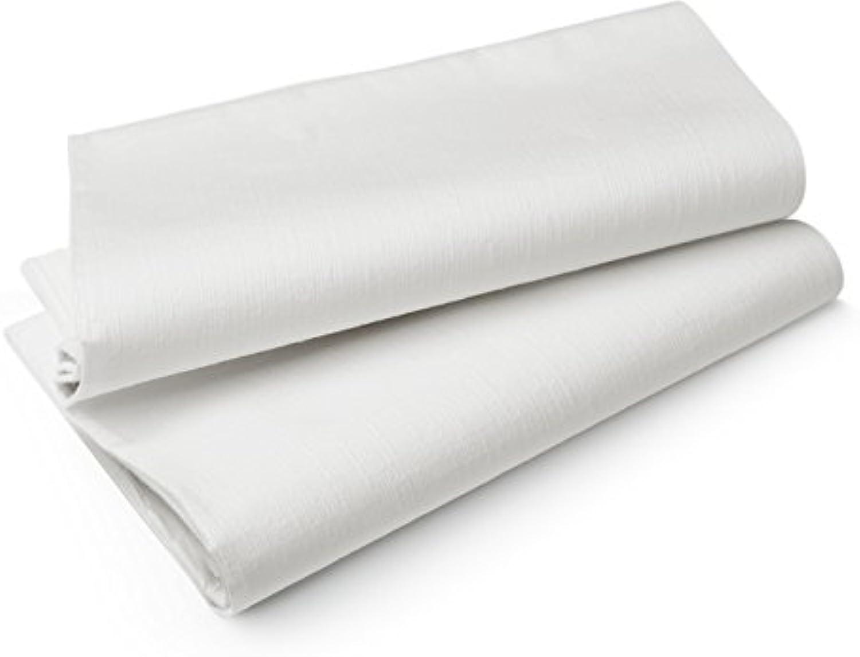 Duni Duni Duni Tischdecken aus Evolin 127x220cm weiss, 5 Stück B00UVXL7U8 b6dd5f