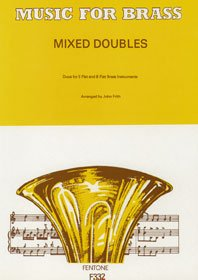 Mixed Doubles - Klarinet, saxofon, Trumpet Gold Bariton [TC] - Book