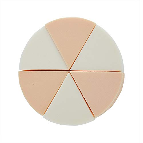 Powder Puff Triangle Cosmetic Foundation Contour Powder Puff Puff Dry & Wet Puff Blender Maquillage éponge Pad