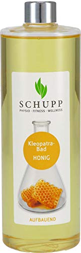 Kleopatra-Bad Honig 500 ml Wellness-Badezsuatz