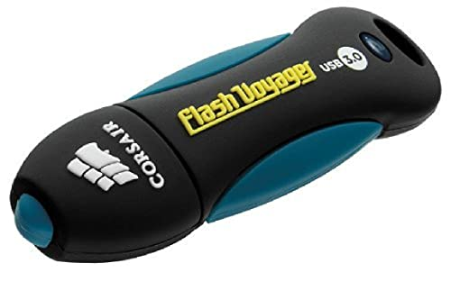 Oferta de Corsair Flash Voyager High Speed - Unidad de Memoria Flash USB 3.0 de 32 GB (Resistente al Agua) (CMFVY3A-32GB)