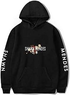 Shawn Mendes Hoodie Autumn Women Hoodies Print Hip Hop Sweatshirts Men's Long Sleeve Hoodies Pullovers Coat