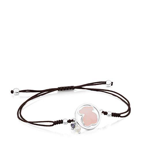 TOUS Pulsera cuerda Mujer plata - 712161630