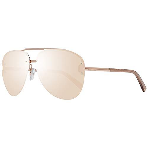 DSquared DQ0274 6338Z Dsquared2 Sonnenbrille Dq0274 38Z 63 Aviator Sonnenbrille 53, Gold