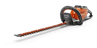 Husqvarna 115iHD55 Cordless Electric Hedge Trimmers, Orange/Gray (TOOL ONLY- battery / charger NOT included)