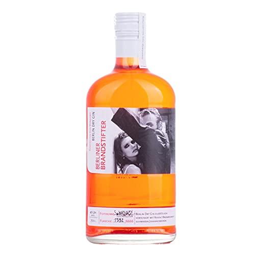 Berliner Brandstifter Dry Gin KUNSTEDITION 41,3% Volume 0,7l