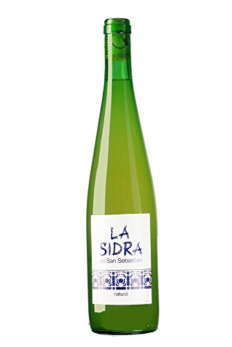 Sidra Natural The Good Cider - Navarra (1 x 0,75 l)