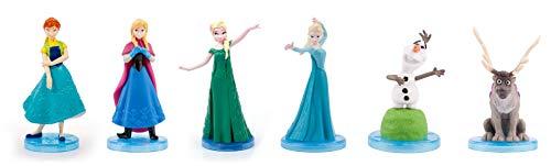 Disney Frozen ' Die Eiskönigin' Sammelfiguren in einer Kapsel