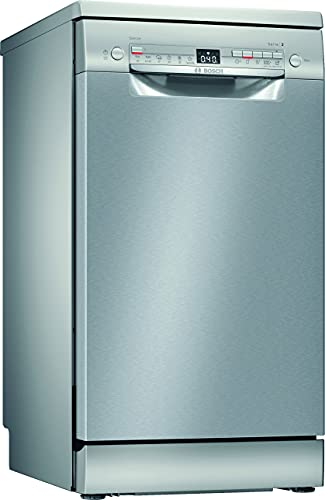 Bosch SPS2HKI59E Lavastoviglie, 2400 W, 9 Litri, 43 Decibel, Acciaio Inossidabile