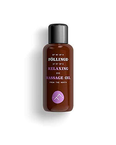 Föllinge Relaxing Massage Oil