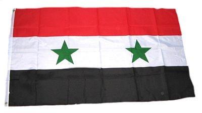 Fahne / Flagge Syrien NEU 90 x 150 cm Flaggen Fahnen
