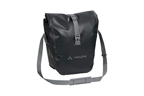VAUDE  Radtasche Aqua Front, black, One Size, 124930100