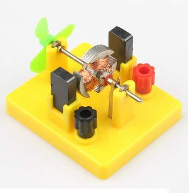 LWQ DIY Windgenerator, Experiment Modell DC-Elektrischer Stromkreis Gleichstrommotor