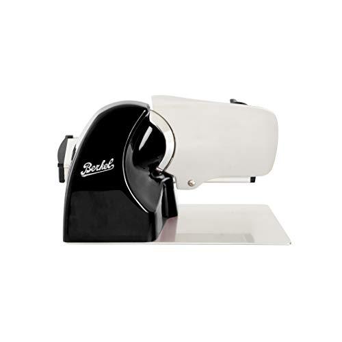 Berkel Affettatrice Home Line 250 Nero, 0.19 W, 70 Decibel, Alluminio