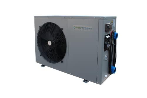 KWAD 11094 Green Efficient 10 mit digitalem Display Wärmepumpe, RAL 7045