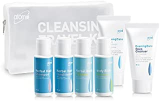 Korean Cosmetic_ Atomy Cleansing Travel Kit (6 items)+ Gift by ATOMY