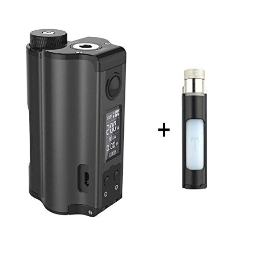 DOVPO Topside Dual Top Fill TC Squonk MOD with Squonk Bottle Electronic Cigarette Mod