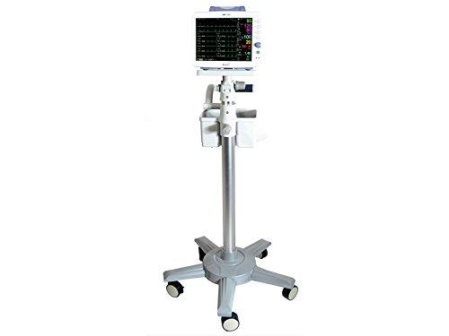 Gima 33725 Carrito para monitor BM3, BM5, BM7, ajustable