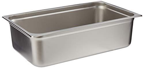 Winco Anti-Jamming Steam Pan, Full-Size x 6-Inch