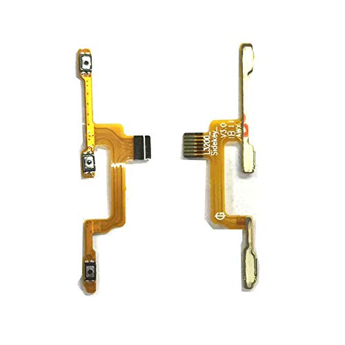 BringUAll Internal Power On/Off Volume Button Flex Cable for Motorola Moto E5 (6 Months Seller Warranty)