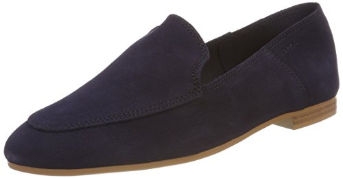 ESPRIT Damen Lara Loafer Slipper, Blau (Navy), 40 EU